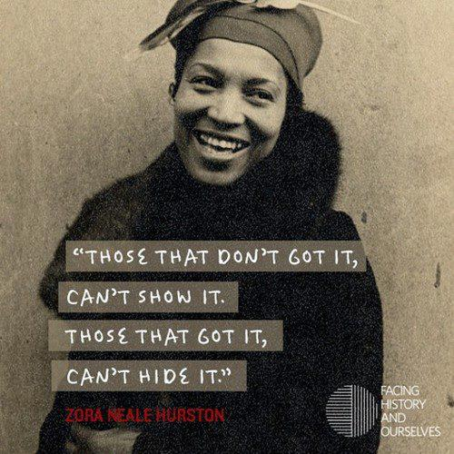 zora neal hurston essays View and download zora neale hurston essays examples also discover topics, titles, outlines, thesis statements, and conclusions for.